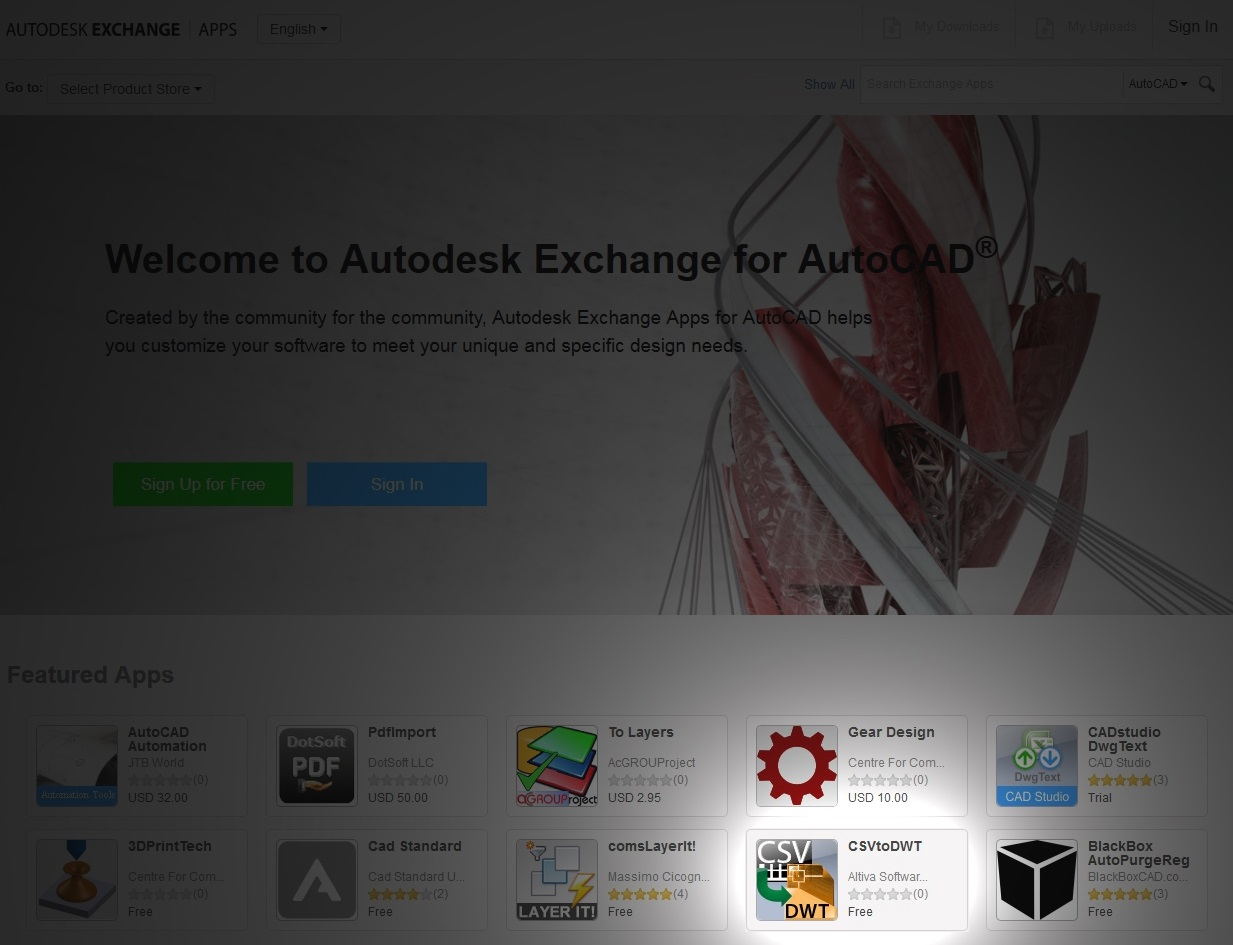 Autodesk Exchange Apps Featured Altiva Product