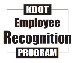 KDOT Employee Recognition Program logo